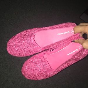 Shoes - Pink shoes